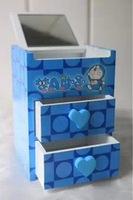 Circle baby DORAEMON 222102007 3 fps wool jewelry box