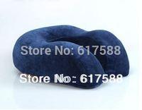 U-shaped Neck Pillow Memory Foam Slow Rebound U Pillow Travel Pillow Travel Health Cervical Soft Pillow Cushion