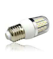 High Quality E27 Base 3w 78 3014 SMD LED Corn Light Bulb Lamp with Transparent Cover 85-265V AC