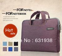 High Quality Nylon Sleeve Case Bag for Laptop Notebook PC handbag Computer protective Bag,travel PC bag Free shipping