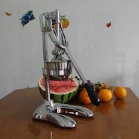 free shipping stainless steel manual juicer fruit juice simple baby press juice machine watermelon lemon orange