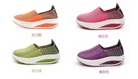 New 2014 Free Shipping dropship High Quality women athletic Shoes pumps for girls,Hot loss weight Sports Running Shoes