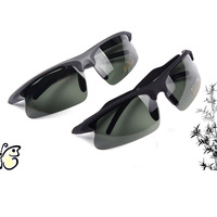 Goggle sunglasses Shabao polarized  male  driving mirror goggles