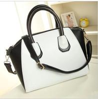Bags  women's handbag all-match fashion  candy color block  one shoulder cross-body handbag smiley   women bag designer