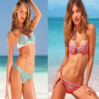 Dropshipping Free Shipping discount bikini ruffle bikini womans swim wear push up bathing suit tops underwire swimwear top