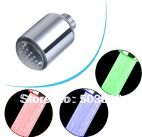 e-pak  Modern LED Water Faucet Light 7 Colors Changing Glow Shower Stream Tap  MF-194