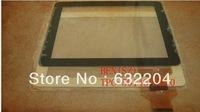 Sale  9.7 Inch Capacitive Touch Screen Digitizer Glass Replacement for Window N90 CUBE U9GT2 yuandao n90 vido n90 TPC-50146-V1.0