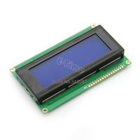 HOT 2004 20x4 Character LCD Display Module HD44780 Controller Blue Backlight B16 TK1070