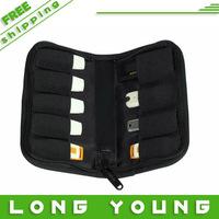 Usb flash drive case storage bag sd usb flash drive holder finishing bag usb flash drive box storage bag,free shipping