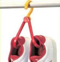 2014 New  Mini Hard Plastic Y Type Hook,Portable Folding Shoes Hanger Hook