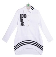 Fashion Brand Cotton Girls Clothing T shirt Spring Summber Children's Clothing New 2014 Child Long Sleeve Blouse blouse