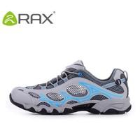 2014  Rax Walking Shoes(Sapatos)man Sport Ultra-light Quick-drying Fishing Hiking Shoes Outdoor EUR39-44 Green/Blue/Orange/Khaki