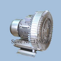 5.5Kw three phase AC220V/50HZ High pressure pump vortex air pump industrial air blower