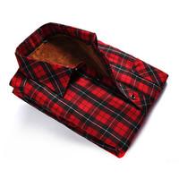 Spring plaid shirt male long-sleeve plaid shirt casual male classic plaid shirt men's clothing