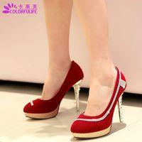 Туфли на высоком каблуке bowtie 33/43