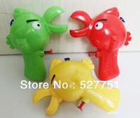 15cm long pneumatic toy gun beach toy water gun toys free shipping
