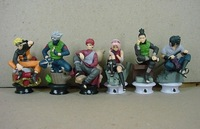 Naruto 35th generation 6 Paragraph figure action doll ,pvc toys,Exquisite ornaments  -Free shipping