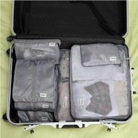 Free shipping Travel Essentials WYON Travel admission package sorting bags of clothes holding seven-piece suit