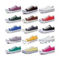 size 35-44 Hot 2014 new fashion unisex low men women sneakers for women sneakers for men and canvas shoes #Y300