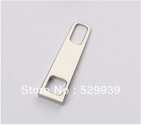 Clothes bags/wallets DIY accessories metal zipper sliders zips ends pullers,50pcs/lot,free ship