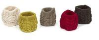 Wholesale 2014 NEW Women Knitting Headbands Loop Beanies Cap Womens Spring Crochet Hair Bands Hat Winter Headgear Fall Accessory