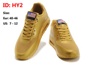 2014 Free shipping Wholesale Breathable Running Shoes, Men Sport Athletic Shoes. Size:40-46 All in Stock