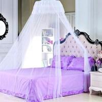 diameter 1 meters Single-door royal dome crescendos mosquito net