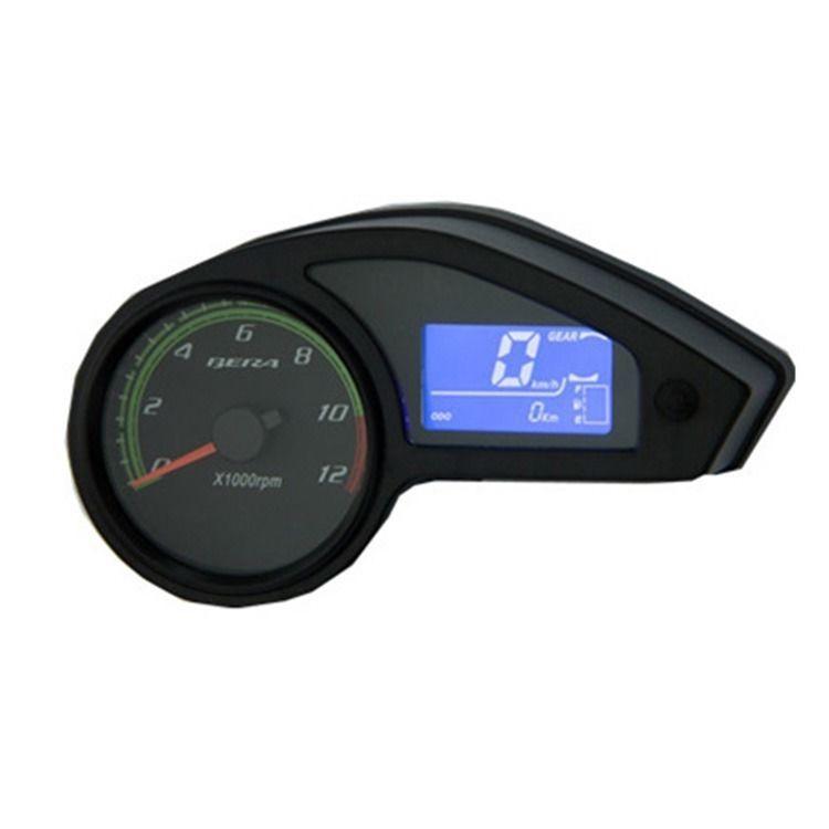Digital Odometer Gauge : Digital speedometer gauge promotion online shopping for