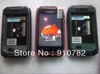 mtk6572 h1 hummer   gps smartphone phone Waterproof Dustproof Shockproof WIFI Dual camera rugged phone