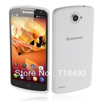 White Original Lenovo S920 Smartphone Android 4.2 MTK6589 Quad Core 5.3 Inch HD IPS Screen GPS 3G Phone Free Shipping