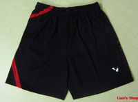 Professional Badminton shorts / victor shorts / Badminton Men's Clothes free shipping