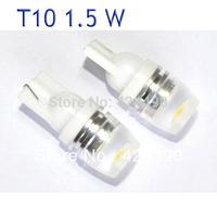 Wholesale T10 1.5W High power W5W white T10 194 168 192 W5W super bright Auto led car led lighting wedge led auto lamp
