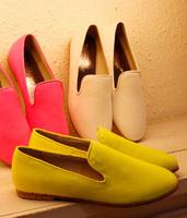 new 2014 fashion women flats soft bottom summer single ballet shoes female casual sandals nurse shoes woman free shipping