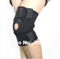 Elastic Neoprene Patella Brace Knee Belt Support Fastener Adjustable Strap-2009