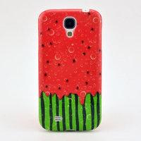 Watermelon TPU Phone Case for Samsung Galaxy S4 i9500 SIV qlb tvq