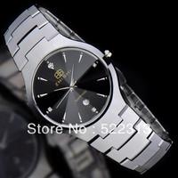 ZHISHI Men business casual quartz watch waterproof sapphire surface tungsten steel watches Z8805