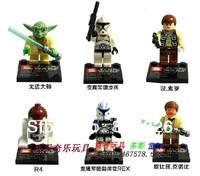 Have original box Free Shipping New Toy Starwars/ Starwars Block/Ninja Toys/Super Hero best quality Building Blocks wholesale