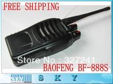 2pcs a lot UHF 400-470MHZ Baofeng A0784A Handheld Two way Radio 888S walkie talkie
