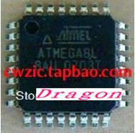 Wholesale New original TMEGA8L-8AU MEGA8L-8AU MEGA8L ATMEGA8L 8L-8 ATMEL TQFP/32