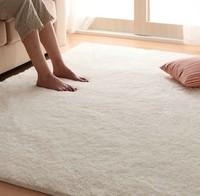 Water wash ultrafine wool silk carpet wool living room carpet bedroom carpet coffee table carpet