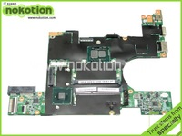 For Lenovo U160 Laptop MotherboardP/N:48.4UB01.011 Intel With  DDR3 Full tested 50% shipping off