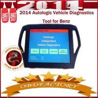 New 2014 Arrival Autologic Independent Vehicle Diagnostics Tool for Mercedes MB obd2 Auto Diagnostic Tool