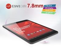 7.85 inch Ainol BW1 Numy 3G phone call Android 4.2 Tablet PC MTK8389 Quad Core 1GB/8GB Dual Camera Bluetooth HDMI free shipping