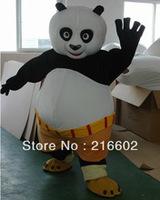 Kungfu Panda Costume Mascot  Adult Character Costume Cosplay mascot costume free shipping