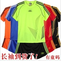 2014 Soccer jersey football training suit jersey short-sleeve