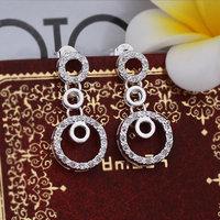925 silver earrings fashion jewelry earrings beautiful earrings high quality fashion earrings aa pz