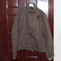 Napapijri geographic water wash motorcycle zipper jacket