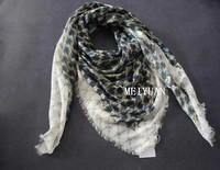 2014 Acura cargo MQ original single ring spring models cashmere wool twill scarf digital printing