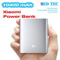 Hot Sale Original Xiaomi Portable Power Bank 10400mAh For Xiaomi M2 M2S M3 Red Rice Smartphone iPhone iPad Samsung MP4 MP5