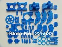 PLA plastic 3D printer to print a full member for reprap prusa mendel i2(non-abs)